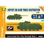 1/35 Soviet SU-85M Tank Destroyer CyberHobby (by Dragon)