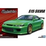 1/24 Nissan Silvia S15 Rodextyle Aoshima