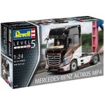 1/24 Mercedes Benz Actros MP4 Revell