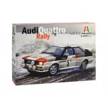 1/24 ITALERI Audi Quattro Rally