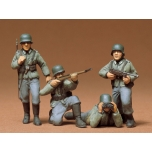 1/35 TAMIYA German Army Infantry Kit
