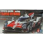 1/24 Toyota GAZOO Racing TS050 Hybrid Tamiya