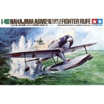 1/72 Nakajima A6M2-N Type 2 Floatplane Fighter (Rufe) Tamiya