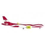 "1/500 airBaltic Airbus A220-300 ""Latvia 100"""