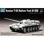 1/72 TRUMPETER Russian T-55  M1958