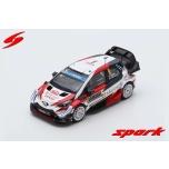 1/43 Toyota Yaris WRC #8 O. Tänak - M. Järveoja, Monte Carlo Rally 2019, SPARK