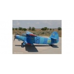 1/200 Ukrainian Navy Antonov AN-2 - Naval Aviation Squadron, Kulbakino Air Base Herpa