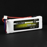 LiPo Aku 2S 7.4V 1600 mAh RX REDOX