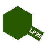 Tamiya värv LP-29 Hallikas Oliiviroheline 2
