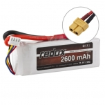LiPo Aku 3S 11.1V 2600 mAh 30C REDOX