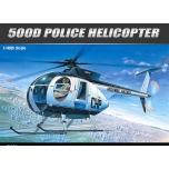 1/48 ACADEMY Hughes 500D Police