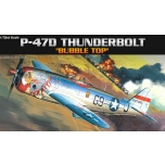 1/72 ACADEMY P-47D THUNDERBOLT(BUB)