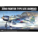 1/72 ACADEMY ZERO FIGHTER TYPE 5