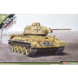 1/35 ACADEMY T-34 747(r) GERMAN VERSION