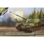 """1/35 ACADEMY FINNISH ARMY K9FIN """"MOUKARI"""""""