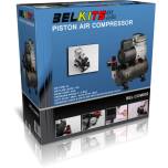 Belkits kompressor aerograafile 3L paagiga