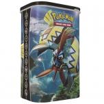 Pokemon TCG Sun & Moon Tapu Koko Deck Shield Tin