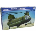 1/72 TRUMPETER CH-47D Chinook Helicopter