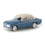 1/87 Volvo Amazon, 4-uksega /sinine-helebeež/ BREKINA