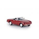 1/87 Alfa Romeo Spider 2000 /punane/ BREKINA
