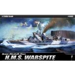 1/350 ACADEMY H.M.S. WARSPITE
