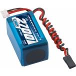 LiPo Pardaaku 2S 7.4V 2700mAh hump LRP VTEC(kasutada ainult vastuvõtjate toiteks)