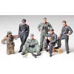 1/35 TAMIYA GERMAN MACHINE GUN CREW