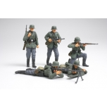 1/35 TAMIYA German Soldiers Field Briefing