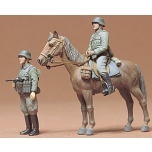 1/35 TAMIYA German Mounted Infantry