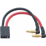 LRP LiPo Hardcase Adapter Wire 4mm to TRX
