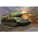 1/16 HOBBYBOSS WWII SOVIET T34/85