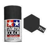 TAMIYA TS-14 Black spray
