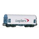 1/87 H0  tendiga vagun LogServ DB AG V 1/87 H0
