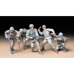 1/35 TAMIYA German Front-line Infantry