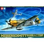 1/48 TAMIYA Messerschmitt Bf 109E-4/7 Trop