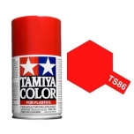 TAMIYA TS-86 Pure Red spray