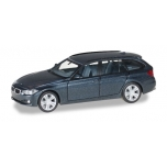 1/87 BMW 3er Touring™, saphir black metallic HERPA