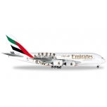 "1/500 Emirates Airbus A380 ""Real Madrid"""