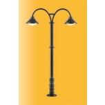 1/87 H0 Platform lamp Baden-Baden, double, 2 LEDs warm-white Viesmann