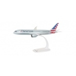 1/200 American Airlines® Boeing 787-8 Dreamliner Snap fit