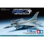 1/72 Lockheed Martin F-16CJ Block 50 Fighting Falcon TAMIYA