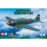1/72 Mitsubishi A6M5 Zero Fighter (Zeke) Tamiya