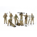 1/35 TAMIYA JGSDF Motorcycle Recon Set
