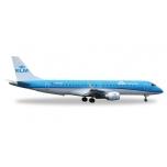 1/200 KLM Cityhopper Embraer ERJ-190 Herpa