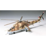 1/72 TAMIYA - MIL Mi-24 HIND