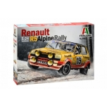 1/24 Italeri -  Renault R5 Alpine Rally
