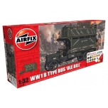 1/32 WWI Old Bill Bus Gift Set, Airfix