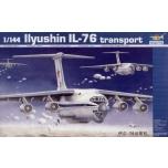 1/144 Trumpeter - Ilyushin IL-76 transport
