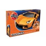 Airfix - Quick Build Lamborghini Aventador Valge