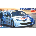1/24 TAMIYA Peugeot 206 WRC